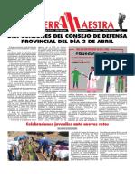 Sierra Maestra 04-04-2020