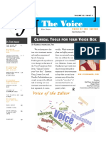 vocal function excersises