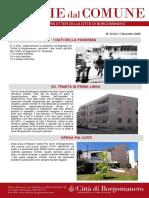 Notizie Dal Comune di Borgomanero del 11-12-2020