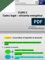 Curs 2 - Caduru Legal - Eficienta Energetica