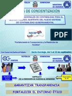 Concientizacion Camara de Cuentas