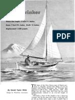 Hans Brinker Sailboat Plans