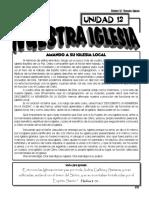 DESCUBRIENDO LA MEMBRESÍA Un-12 Madurando reducido