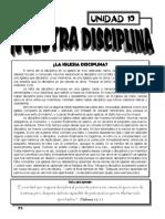 DESCUBRIENDO LA MEMBRESÍA Un-10 Disciplina reducido