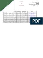 Taller 2 Fórmulas y Funciones en Excel 2016