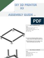 Tronxy X3 Assemble Guide V.03 (1)