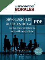 Soluciones Laborales - Devolución de los Aportes de la ONP