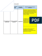 Matriz de Investigación Arquitectura P