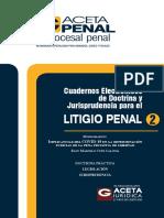 Gaceta Penal y Procesal Penal - Cuadernos Electrónicos de Doctrina y Jurisprudencia para el Litigio Penal - Agosto 2020