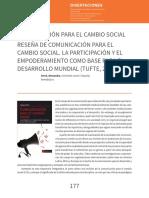 Dialnet-ComunicacionParaElCambioSocial-5761411