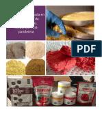 Liofilización aplicada en la producción de Nutraceuticos