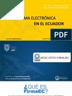 APLICATIVO FIRMA EC PARTE 4