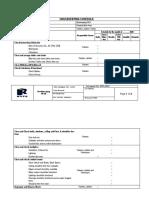 2. RVFS_Housekeeping Schedule