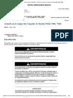 Búsqueda avanzada de texto completo - REHS3217 - Armado en el campo del Cargador de Ruedas 992K{7000, 7960}