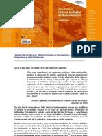 Brailovsky 2008. Historia ecológica de Iberoamérica II, de la Independencia a la Globalización. Capital Intelectual cap. 4