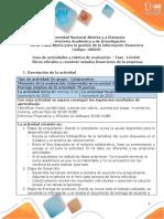 ación - Fase 4 - Emitir  libros oficiales y construir estados financieros de la empresa