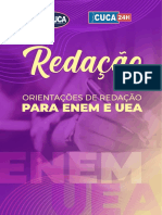 REDAÇÃO UEA CUCA VEST