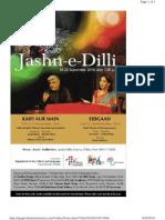 Jashn-e-Dilli