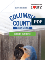 columbia county Bird Guide