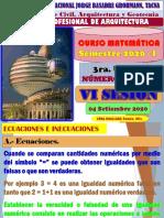 VI SESIÓN CURSO MATEMATICA ARQUITECTURA.pdf