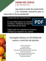 Conceptos de Fertilidad 2015