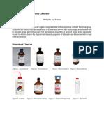 Aldehydes&Ketones Laboratory Journal