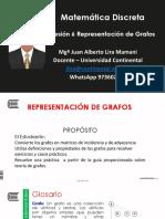 Semana 06_REPRESENTACIÓN DE GRAFOS