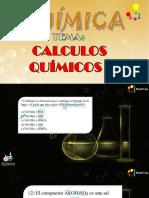 cálculos químicos I