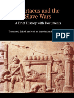 (The Bedford Series in History and Culture) Brent D. Shaw (eds.) - Spartacus and the Slave Wars_ A Brief History with Documents-Palgrave Macmillan US (2001)