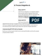 SAP PI_PO Tutorial_ Process Integration & Orchestrationth