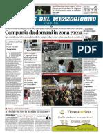 Corriere del Mezzogiorno Campania 14 Novembre 2020