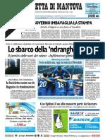 Gazzetta Di Mantova 11 Giugno 2010