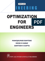 Gupta Santosh k _ Optimization for Engineers