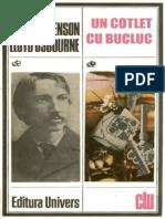 Robert Louis Stevenson & Lloyd Osbourne - Colet Cu Bucluc, Un
