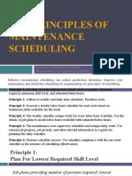 01 - Principles of Maintenance Scheduling_d6c60e7bcccce6dac609a8626eb6b162.pptx