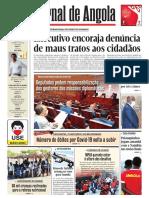 ? Jornal de Angola • 10.12.2020 ??