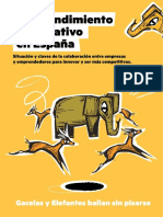 Elefantes y gacelas I. Resumen ejecutivo (2017)