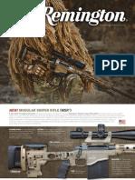 2010 Remington Defense Catalog