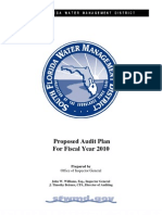 2010 Proposed Audit Plan