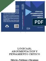 LÓGICA(S), ARGUMENTACIÓN y PENSAMIENTO CRÍTICO.pdf