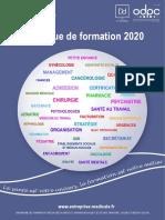 Entreprise Médicale Catalogue