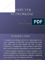 3 Computer Networking
