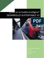 Rocha Joel Huella Ecologica