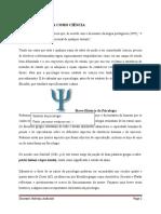 O Papel da Psicologia.doc