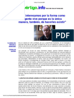 Entrevista a Luc Dardenne