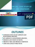 PRESENTATION ON Jet Airways