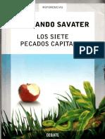 pecados capitales Savater.pdf