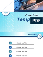 PowerPoint Template 15