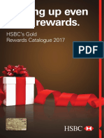 HSBC gold-catalog
