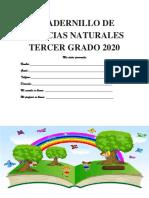CUADERNILLO DE CIENCIAS NATURALES tercero definitivo